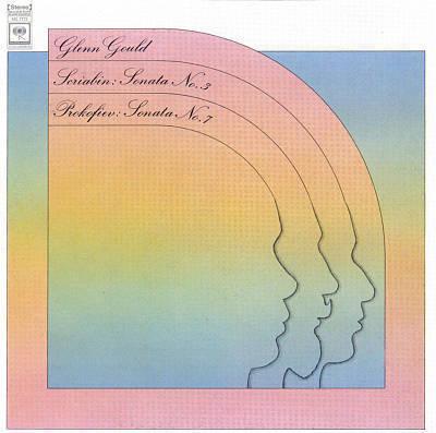 Scriabin & Prokofiev - Glenn Gould - Piano Sonatas - 180g LP