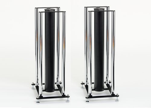 Custom Design - FS 104 Signature Speaker Stands Chrome
