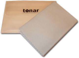 Tonar Micro-Fiber Record & CD Cleaning Cloth