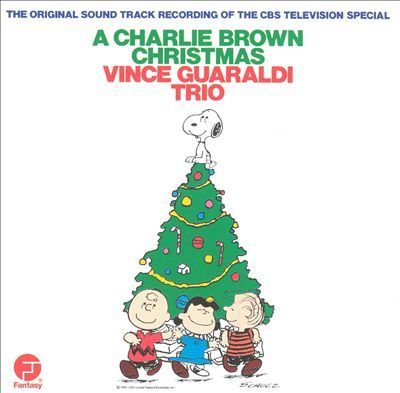 Vince Guaraldi Trio - A Charlie Brown Christmas - 200g LP