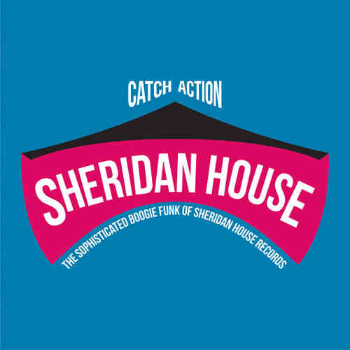 Catch Action - The Sophisticated Boogie Funk Of Sheridan House Records - 6LP Box Set