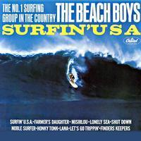 Beach Boys -  Surfin' USA  - 200g LP Mono