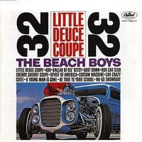 Beach Boys -  Little Deuce Coupe     - 200g LP Mono