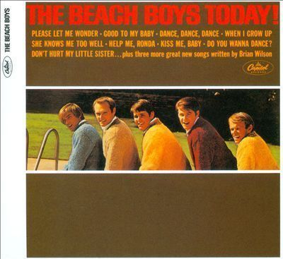 Beach Boys - Today!  - SACD