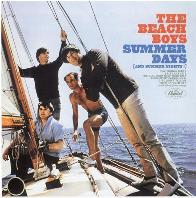 Beach Boys - Summer Days (And Summer Nights!!)    - 200g LP Mono
