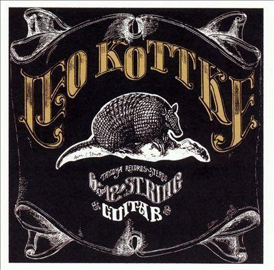 Leo Kottke 6 And 12 String Guitar 45rpm 200g 2lp