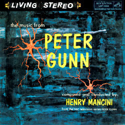 Henry Mancini - The Music From Peter Gunn - 45rpm 200g 2LP