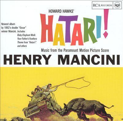 Henry Mancini - Hatari! : OST - 200g LP
