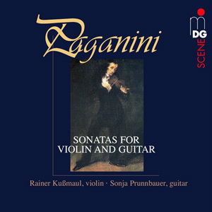 Paganini - Sonatas for Violin & Guitar - 180g LP