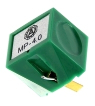 Nagaoka NMP-4.0  78RPM  Mono Stylus 4.0 mil for Cartridge ( MP-100 , MP-110 )