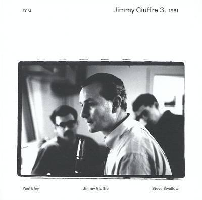 Jimmy Giuffre 3-1961 - 180g 2LP