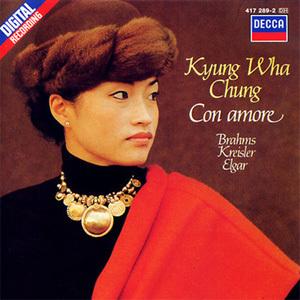 Kyung Wha Chung - Con Amore - 180g LP