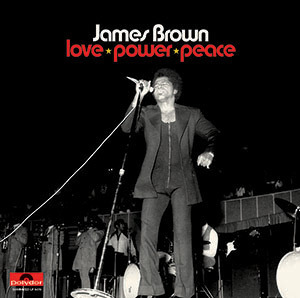 James Brown - Love Power Peace - 3LP