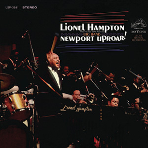 Lionel Hampton - Newport Uproar - 180g LP