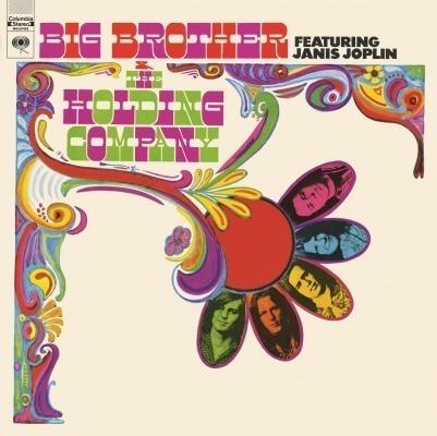 Janis Joplin - Big Brother & The Holding Company - LP Mono
