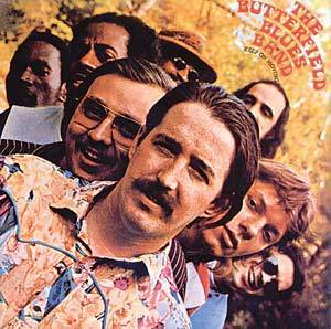 Paul Butterfield Blues Band - Keep On Moving - LP