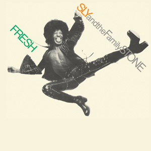Sly & The Family Stone - Fresh - LP