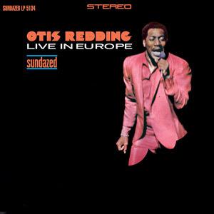 Otis Redding - Live In Europe - LP