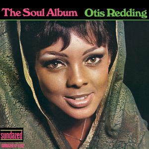Otis Redding - The Soul Album - LP Mono