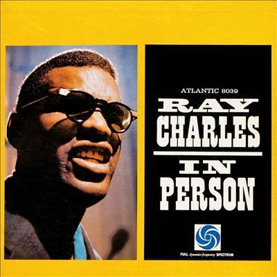 Ray Charles - In Person   -  180g LP Mono