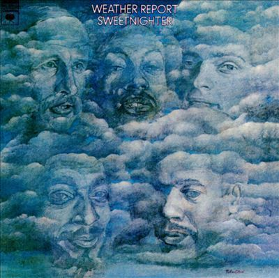 Weather Report - Sweetnighter  -  180g LP