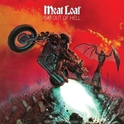 Meat Loaf - Bat Out Of Hell - 180g LP