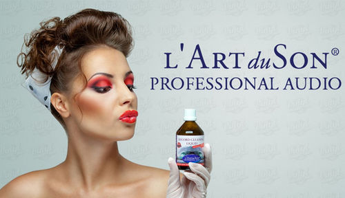 L'Art Du Son - Professional Audio Record Cleaning Fluid ( Concentrate )