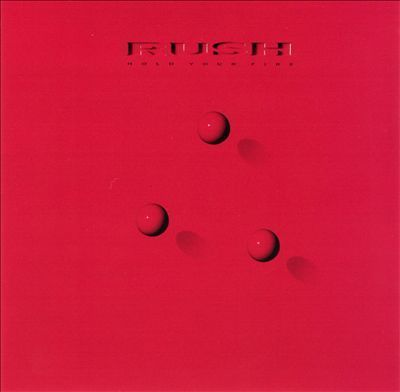 Rush - Hold Your Fire  - 200g LP
