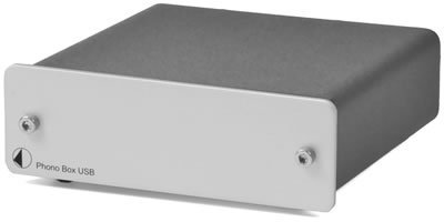 Pro-Ject - Phono Box USB  - MM/MC Phono Stage with USB