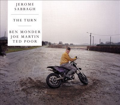 Jerome Sabbagh  - The Turn -  180g 2LP