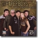 The Paperboys Live At Stockfisch Studio - 180g LP