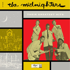 Midnighters - Their Greatest Hits - 180g LP