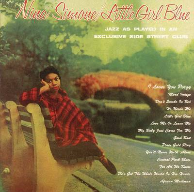 Nina Simone - Little Girl Blue - 200g LP