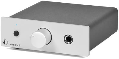 Pro-Ject - Head Box S - Headphone Amplifier