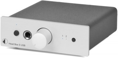 Pro-Ject - Head Box  S USB - Headphone Amplifier & DAC