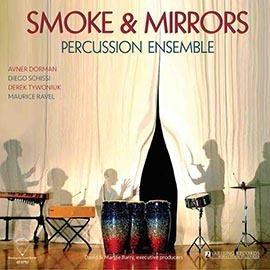 Smoke & Mirrors Percussion Ensemble - Vanish - 45rpm 180g LP