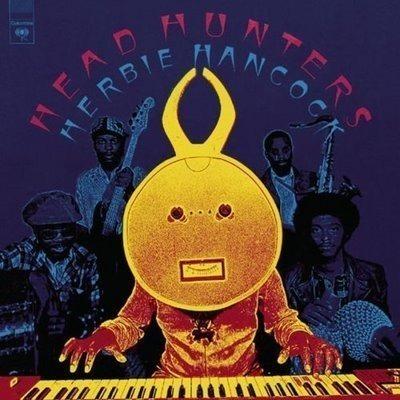 Herbie Hancock - Headhunters - 200g LP