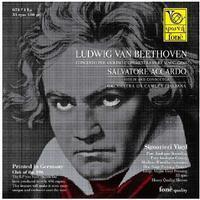 Beethoven - Salvatore Accardo : Concerto per Violino e Orchestra in RE Magg. Op.61 - 180g LP