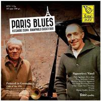 Riccardo Zegna , Giampaolo Casati Duo - Paris Blues - 180g LP