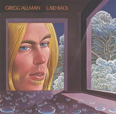 Gregg Allman - Laid Back - 200g LP