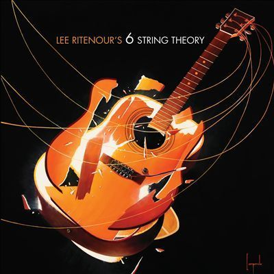 Lee Ritenour - 6 String Theory - 180g 2LP