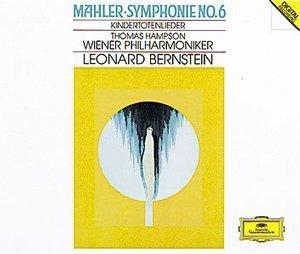 Mahler - Symphony No. 6 : Leonard Bernstein : Vienna Philharmonic - 180g 2LP