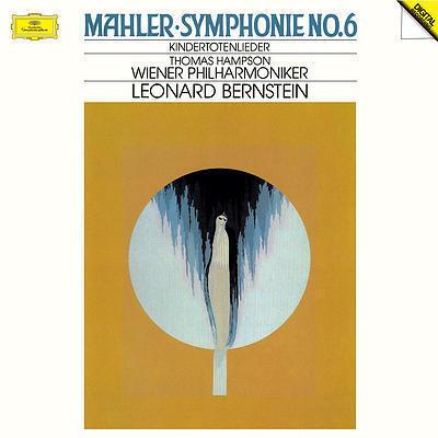 Mahler Symphony No 6 Leonard Bernstein Vienna