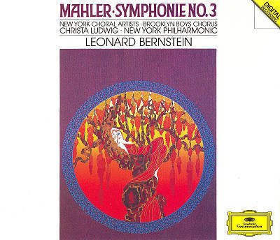 Mahler - Symphony No. 3 : Leonard Bernstein : New York Philharmonic - 180g 2LP Box Set