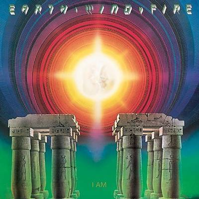 Earth Wind & Fire -  I Am  - 180g LP