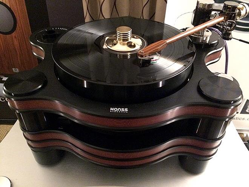 Hanss Acoustics T-60SE Turntable Special Edition