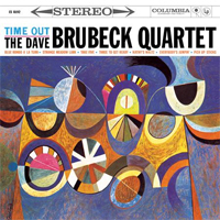 Dave Brubeck Quartet - Time Out - 200g LP
