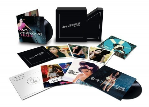 Amy Winehouse - The Collection - 180g 8LP Box Set