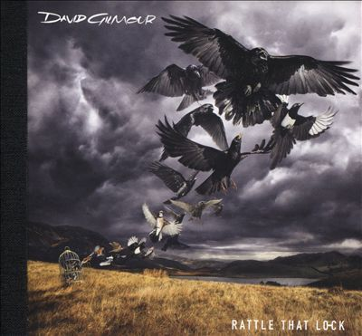 David Gilmour - Rattle That Lock - 180g 2LP