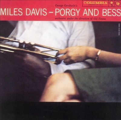 Miles Davis - Porgy And Bess  - 180g Mono